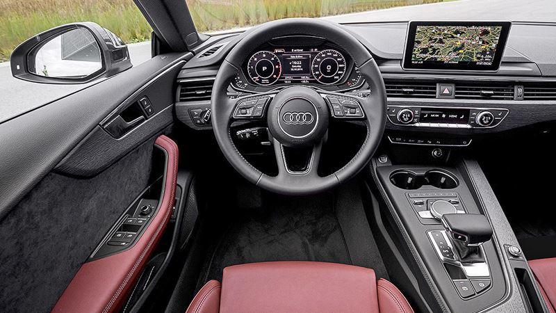 Đánh giá xe Audi A5 Sportback 2018 - Hình 2