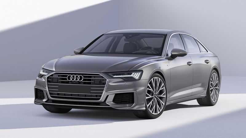 Chi tiết Audi A6 2019 thế hệ hoàn toàn mới - Ảnh 2
