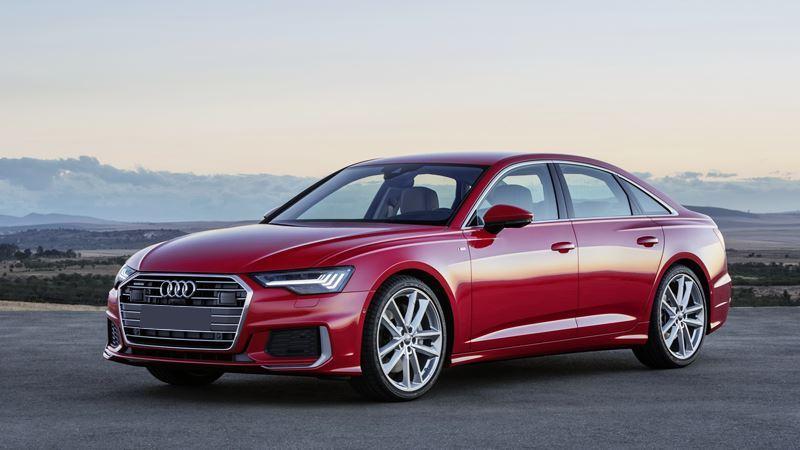 Chi tiết Audi A6 2019 thế hệ hoàn toàn mới - Ảnh 1