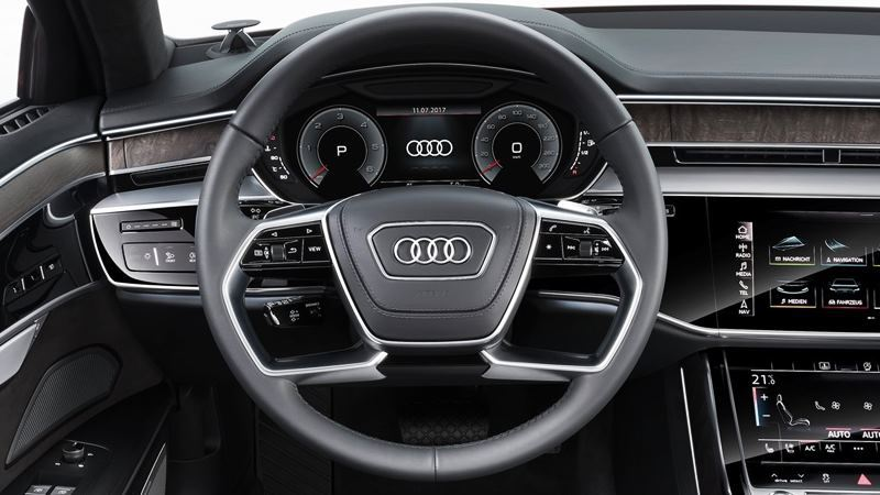 Hình ảnh chi tiết xe Audi A8 2019 hoàn toàn mới - Ảnh 9