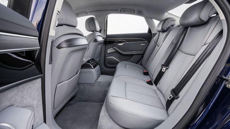 Hình ảnh chi tiết xe Audi A8 2019 hoàn toàn mới - Ảnh 13