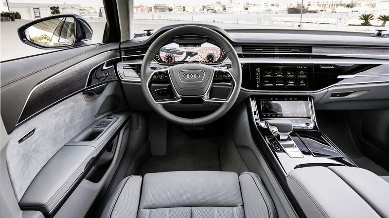 Hình ảnh chi tiết xe Audi A8 2019 hoàn toàn mới - Ảnh 8