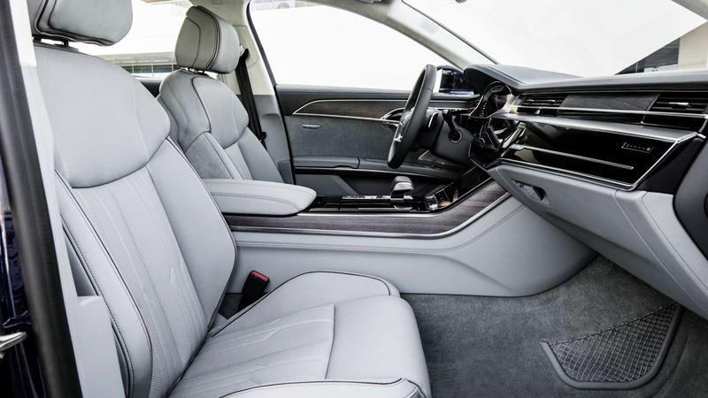 Hình ảnh chi tiết xe Audi A8 2019 hoàn toàn mới - Ảnh 12