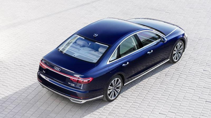 Hình ảnh chi tiết xe Audi A8 2019 hoàn toàn mới - Ảnh 6