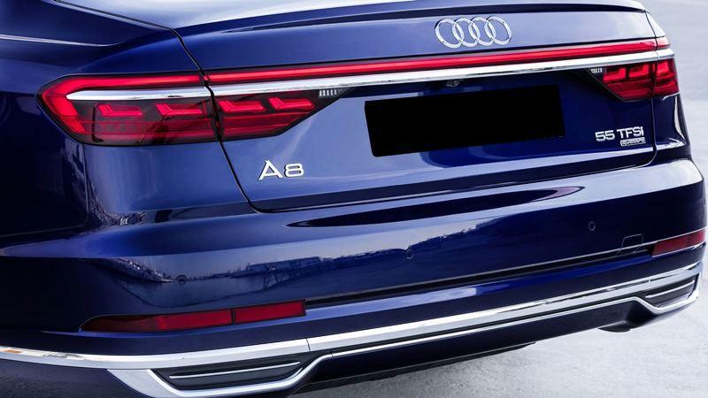 Hình ảnh chi tiết xe Audi A8 2019 hoàn toàn mới - Ảnh 4