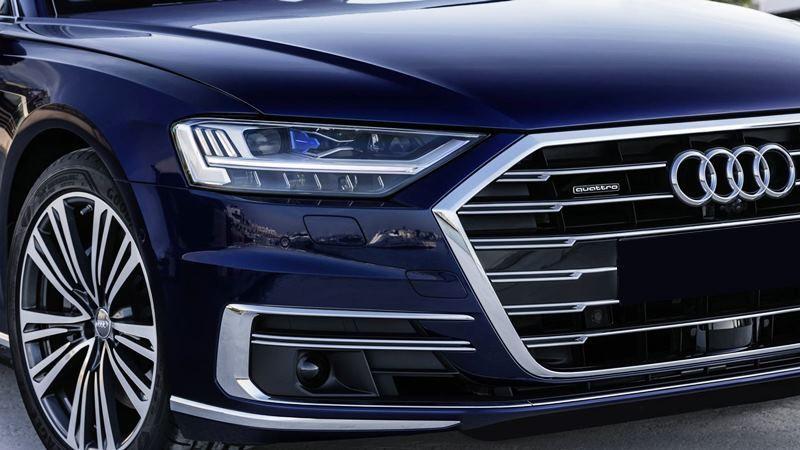 Hình ảnh chi tiết xe Audi A8 2019 hoàn toàn mới - Ảnh 3