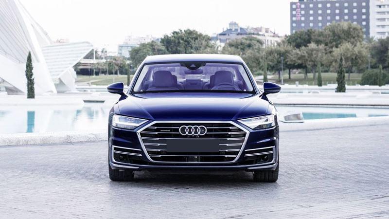 Hình ảnh chi tiết xe Audi A8 2019 hoàn toàn mới - Ảnh 2