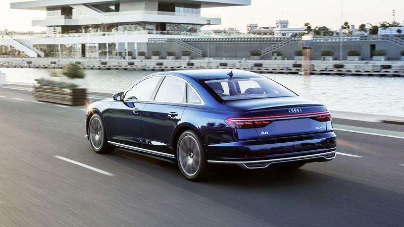 Đánh giá xe Audi A8 2018 hoàn toàn mới - Ảnh 12