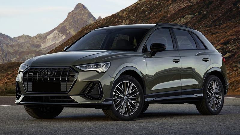 Giá bán xe Audi Q3 2020 mới tại Việt Nam từ 1,85 tỷ đồng - Ảnh 1