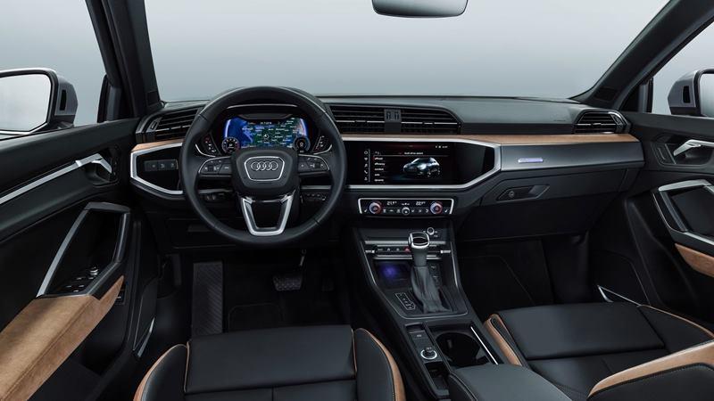 Giá bán xe Audi Q3 2020 mới tại Việt Nam từ 1,85 tỷ đồng - Ảnh 4