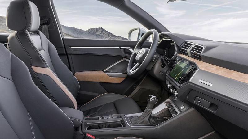 Giá bán xe Audi Q3 2020 mới tại Việt Nam từ 1,85 tỷ đồng - Ảnh 5