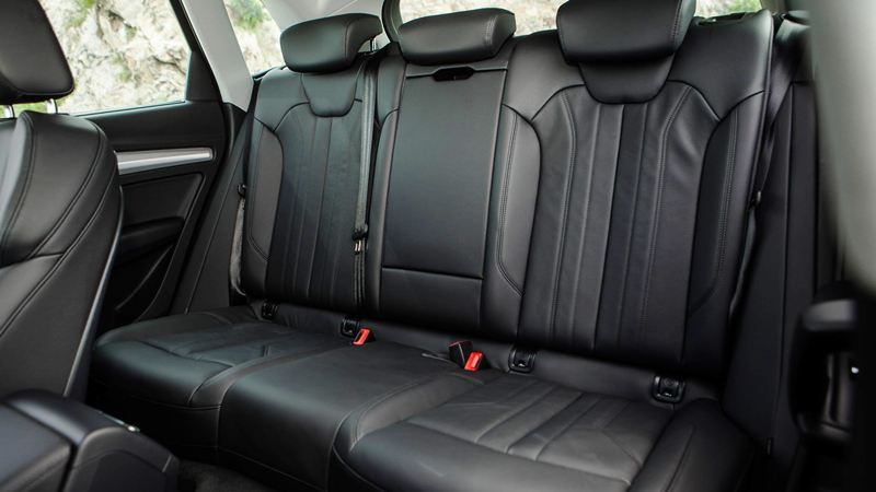 So sánh xe Audi Q5 và Lexus NX 300 2018 - Ảnh 10