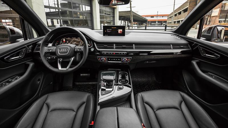 Chi tiết xe Audi Q7 2018 đang bán tại Việt Nam - Ảnh 5