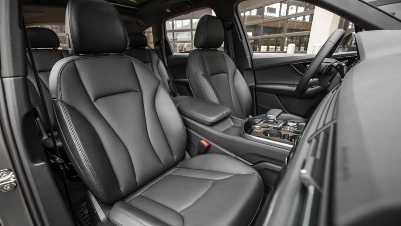 Chi tiết xe Audi Q7 2018 đang bán tại Việt Nam - Ảnh 6