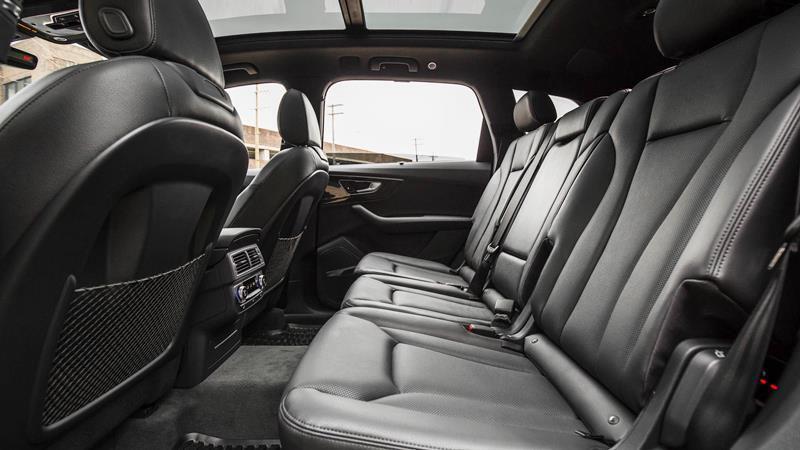 Chi tiết xe Audi Q7 2018 đang bán tại Việt Nam - Ảnh 7