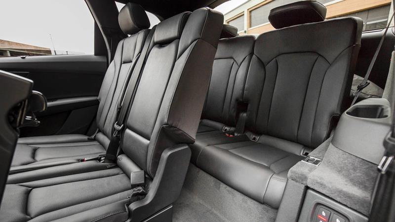 Chi tiết xe Audi Q7 2018 đang bán tại Việt Nam - Ảnh 8
