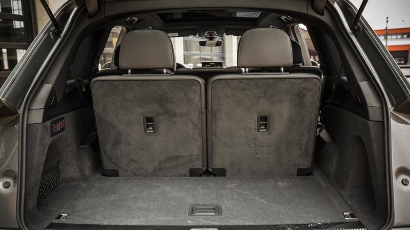 Chi tiết xe Audi Q7 2018 đang bán tại Việt Nam - Ảnh 9