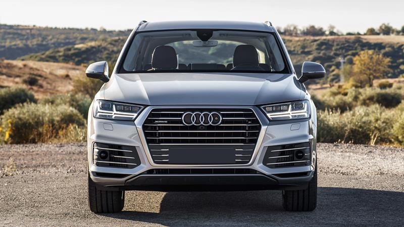 Audi Q7 2017 thiết lập chuẩn mực mới cho dòng SUV hạng sang