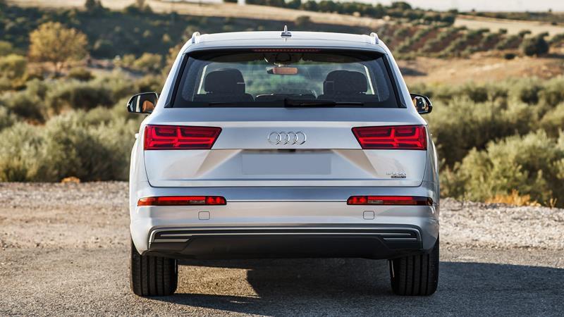 Chi tiết xe Audi Q7 2018 đang bán tại Việt Nam - Ảnh 3
