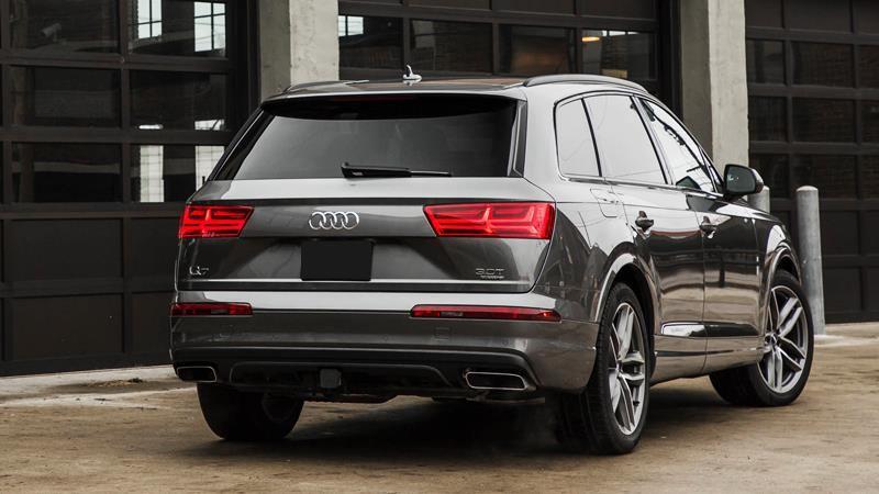 Chi tiết xe Audi Q7 2018 đang bán tại Việt Nam - Ảnh 4