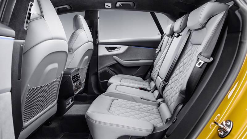 Audi Q8 2019 hoàn toàn mới - đối thủ BMW X6, Mercedes GLE - Ảnh 6