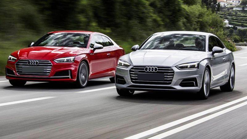 Audi 5 tại kinh doanh Việt Nam