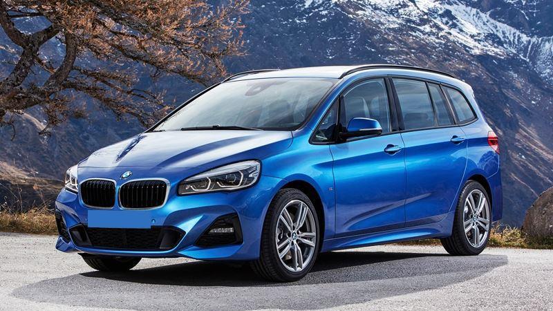 Xe BMW 7 chỗ bán tại Việt Nam - Ảnh 2