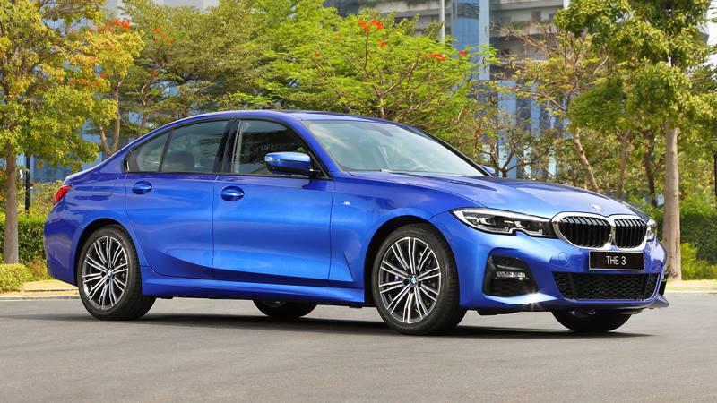 Giá bán xe BMW 3-Series 2020 mới tại Việt Nam từ 1,899 tỷ đồng - Ảnh 4