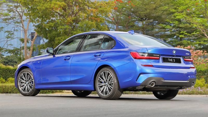 Giá bán xe BMW 3-Series 2020 mới tại Việt Nam từ 1,899 tỷ đồng - Ảnh 5