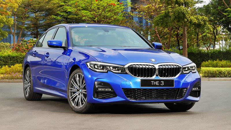 Những thay đổi nâng cấp mới trên BMW 330i M Sport 2020 tại Việt Nam - Ảnh 1