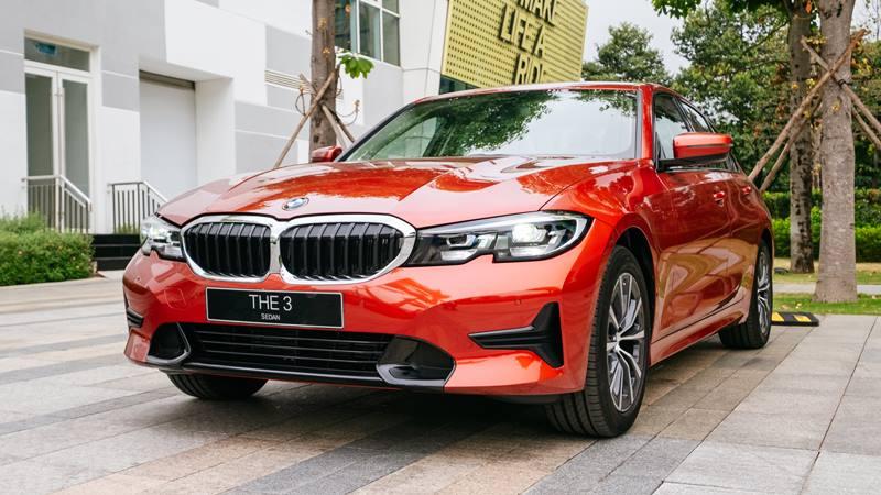Giá bán xe BMW 3-Series 2020 mới tại Việt Nam từ 1,899 tỷ đồng - Ảnh 2