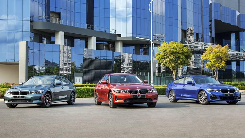 Giá bán xe BMW 3-Series 2020 mới tại Việt Nam từ 1,899 tỷ đồng - Ảnh 1