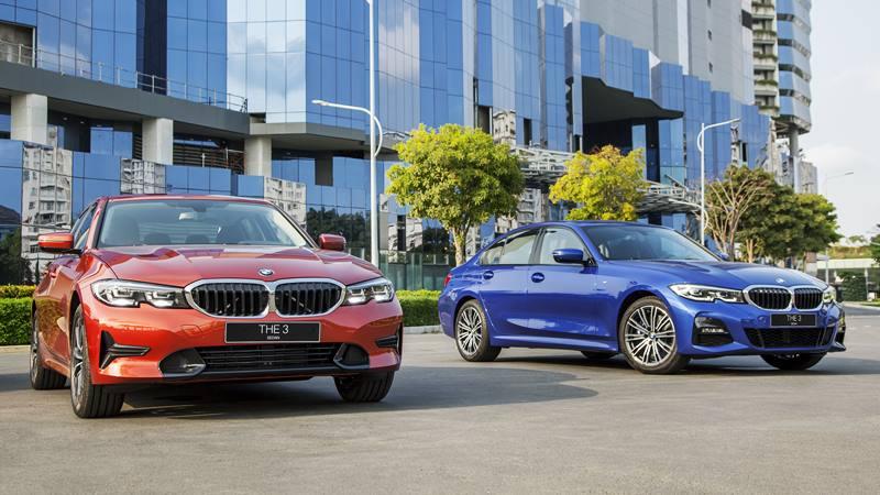 Giá bán xe BMW 3-Series 2020 mới tại Việt Nam từ 1,899 tỷ đồng - Ảnh 13