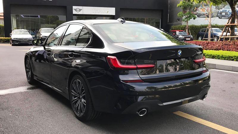 Giá bán xe BMW 330i M Sport 2019 tại Việt Nam từ 2,379 tỷ đồng - Ảnh 5