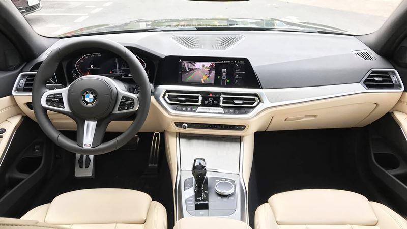 Giá bán xe BMW 330i M Sport 2019 tại Việt Nam từ 2,379 tỷ đồng - Ảnh 6