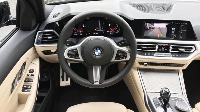 Giá bán xe BMW 330i M Sport 2019 tại Việt Nam từ 2,379 tỷ đồng - Ảnh 7