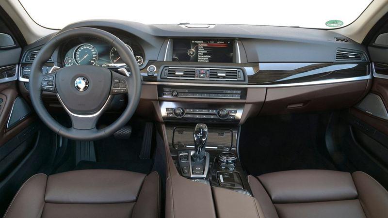 BMW 5-Series 2018 có gì nổi bật so với phiên bản cũ? - Ảnh 12
