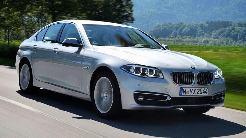 BMW 5-Series 2018 có gì nổi bật so với phiên bản cũ? - Ảnh 2