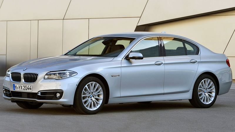 BMW 5-Series 2018 có gì nổi bật so với phiên bản cũ? - Ảnh 18
