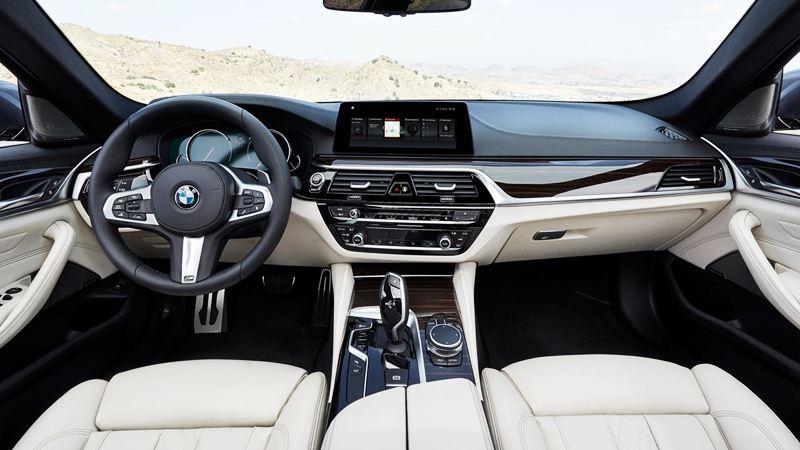 Những điểm nổi bật trên BMW 5-Series 2018 thế hệ mới - Ảnh 10