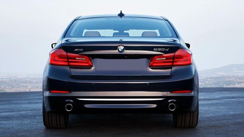 Những điểm nổi bật trên BMW 5-Series 2018 thế hệ mới - Ảnh 9