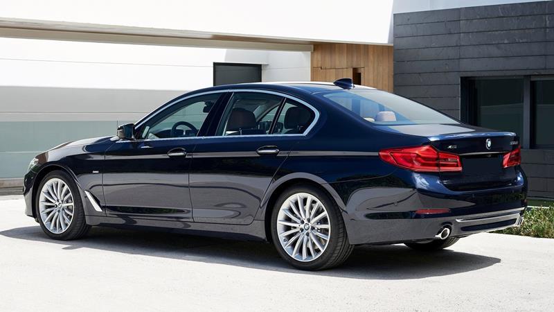 BMW 5-Series 2019 mới chính thức bán tại Việt Nam - 520i và 530i - Ảnh 4