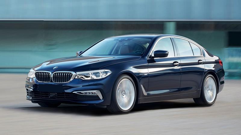 BMW 520i 2019 có giá mới 2,159 tỷ đồng, BMW 530i có giá 2,919 tỷ đồng - Ảnh 1