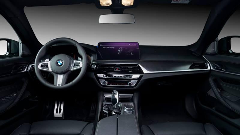 Giá bán xe BMW 5-Series 2021 tại Việt Nam từ 2,499 tỷ đồng - Ảnh 9