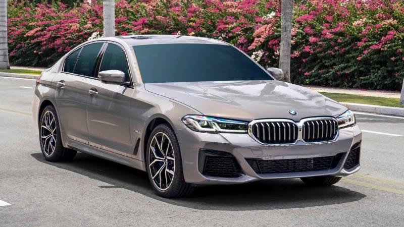 So sánh khác biệt 3 phiên bản xe BMW 5-Series 2021 mới - Ảnh 7