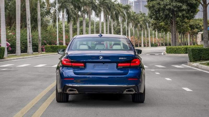 So sánh khác biệt 3 phiên bản xe BMW 5-Series 2021 mới - Ảnh 4