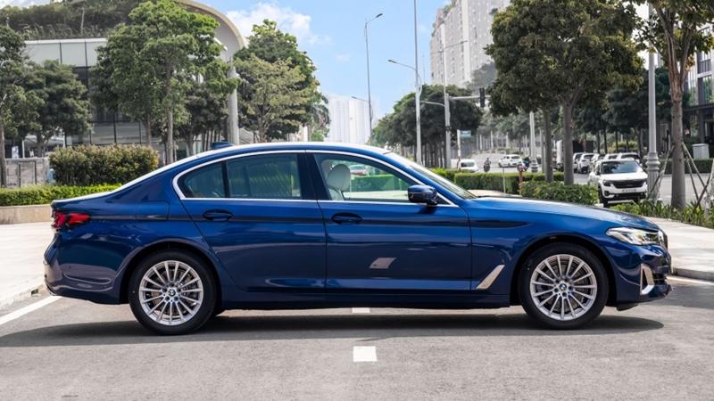 Giá bán xe BMW 5-Series 2021 tại Việt Nam từ 2,499 tỷ đồng - Ảnh 7
