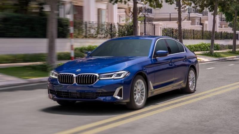 So sánh khác biệt 3 phiên bản xe BMW 5-Series 2021 mới - Ảnh 3