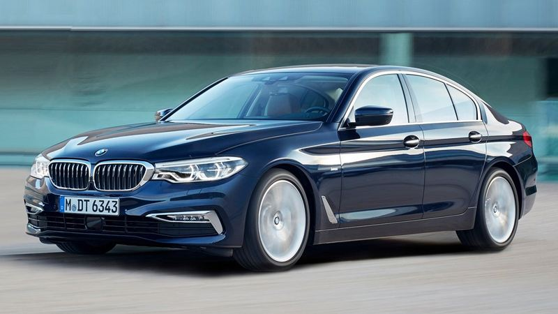 BMW 5-Series 2018 có gì nổi bật so với phiên bản cũ? - Ảnh 3