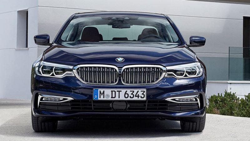 BMW 5-Series 2018 có gì nổi bật so với phiên bản cũ? - Ảnh 5